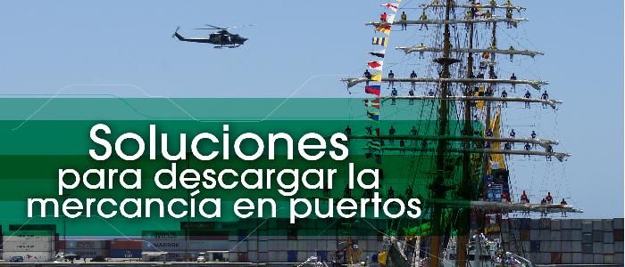 Soluciones en puertos