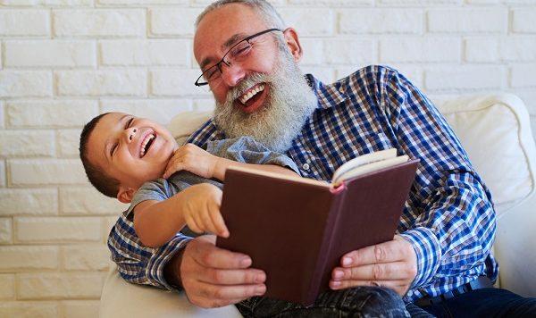 5 motivos para darle lo mejor del mundo a tu abuelo