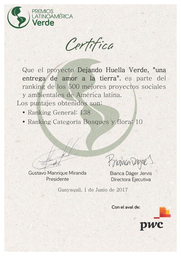 certificado-proyecto-dejando-huella-verde