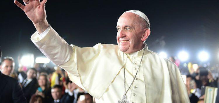 Las exigencias del Papa para su visita a Colombia, ¡humildad pura!