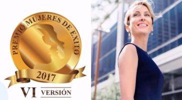 Premios mujeres de éxito, un reconocimiento a quienes trabajan por una mejor sociedad
