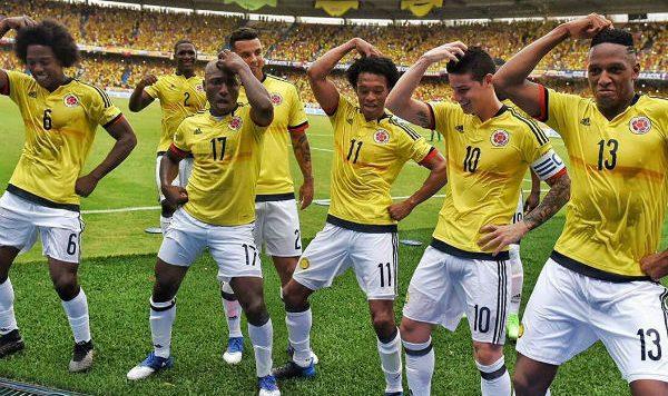La fuerte amistad que existe entre los jugadores de la Selección Colombia