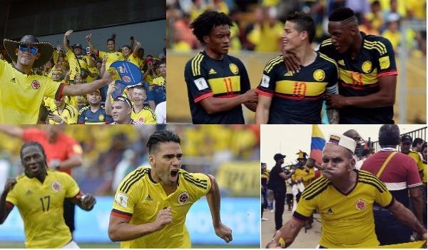 7 razones para seguir apoyando a la Selección Colombia en un su sueño mundialista