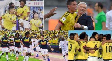 Así se prepara la Selección Colombia para ganar el mundial de Rusia 2018