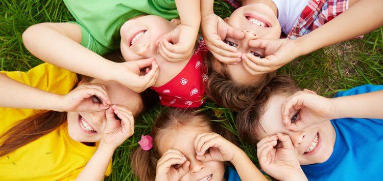 ¿Cómo contribuir a que más niños sean felices en el mundo?