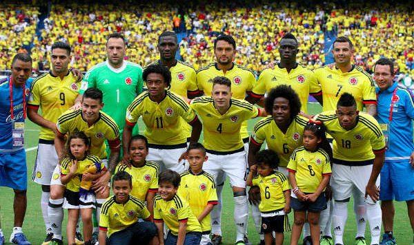 ¡Estamos listos para el mundial! Ya conocemos los rivales de Colombia en Rusia