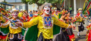5 cosas que no olvidaremos del carnaval de Barranquilla 2018
