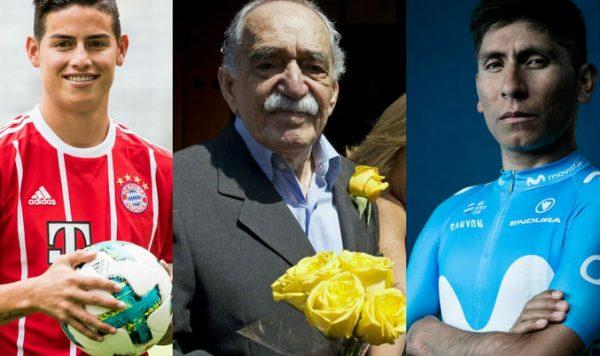8 hombres colombianos que nos inspiran. ¡Nos llenan de orgullo!