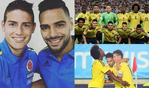 7 veces en que James y Falcao nos llevaron a la gloria, ¡sí Colombia!