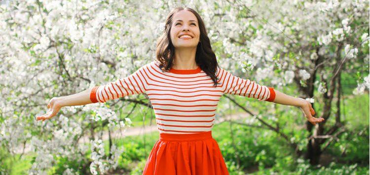 7 formas en que puedes hacer sentir feliz a una mujer