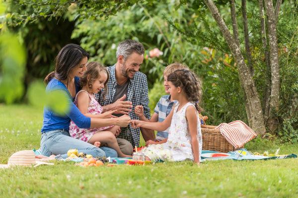 Puedes hacer un picnic