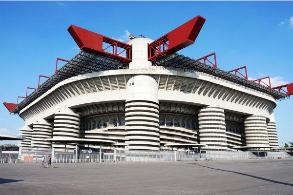 El estadio más importante de Italia