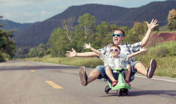 8 cosas que solo tu papá hará por ti.
