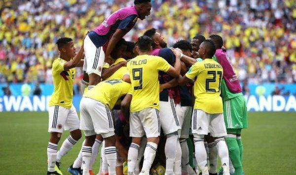 Colombia nos emocionó en su primer partido del Mundial