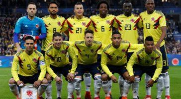 Así es la logística de la Selección Colombia. ¡Vidas, sueños, amores, ilusiones y esperanzas!