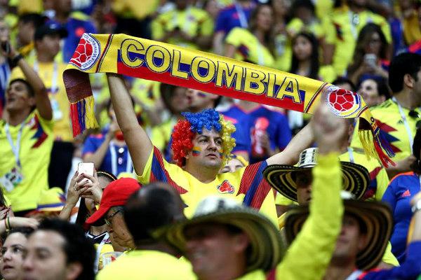 Esto dijeron nuestros héroes a su llegada a Colombia #DeCorazónGracias