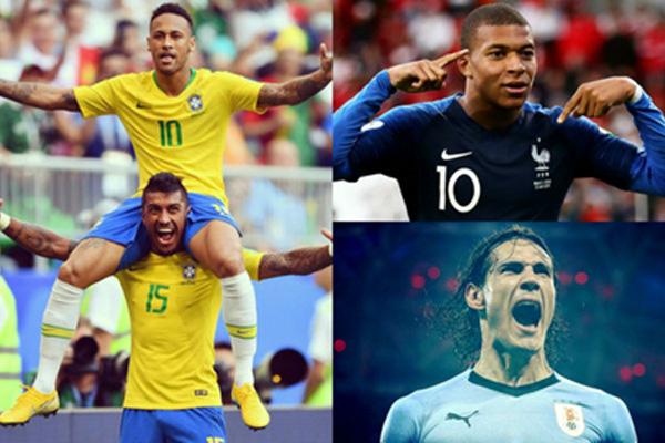 Así podría quedar la final de la Copa del Mundo. ¿Te animas a dar un resultado?