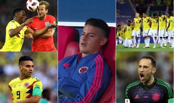 ¡Gracias Selección Colombia por llenarnos de orgullo y felicidad!